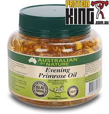 AUSTRALIAN BY NATURE 1000MG EVENING PRIMROSE OIL 365 CAPS omega 6 eczema relief