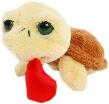 Suki Schildkröte Baby Schildkröte gelb mit Herz ca. 8cm lang