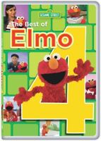 Sesame Street: Best Of Elmo 4 [New DVD] Amaray Case