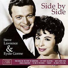 Steve Lawrence / Edyie Gorme - Side By Side [New CD]