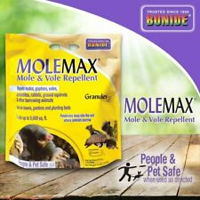 Bonide (Bnd692150) - Molemax Mole & Vole Burrowing Animal Repellent, Rodent.