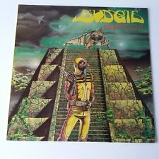 Budgie - Nightflight - Vinyl LP UK 1st Press A-1U/B-1U NM/EX