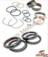 Honda CBR600 F4i Front Fork Seals Dust Seal & Fork Bushes Full Kit By AllBalls
