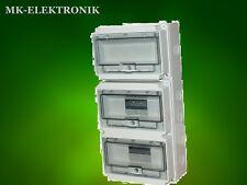 Kleinverteiler Feuchtraum 24 TLE IP65 Unterverteilung Sicherungskasten Verteiler