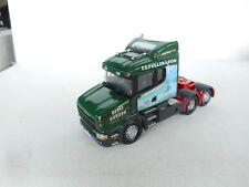 Corgi 1:50 Scania 144 L/ 460 TORPEDO  C.E. FULLER & SON EX MIRRORS/OHNE BOX