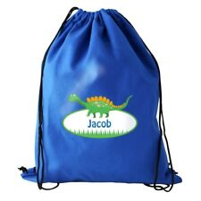Personalised Dinosaur Swim & Kit bag - Back to School
