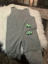 Boy One Piece Jumper Kellys Kids Size 2 Cars Toddler