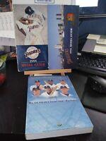SAN DIEGO PADRES ~ MLB Baseball MEDIA GUIDES LOT OF (3) 1991, 1994, 2001
