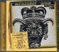 SEALED NEW CD Joe Gibbs & The Professionals - African Dub All Mighty Chapter 2