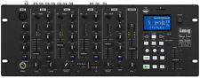 IMG Stage Line MPX-40DMP Stereo DJ Mixing Desk with integrated MP3 player