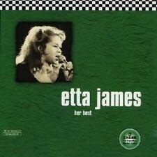 ETTA JAMES - HER BEST  CD NEU