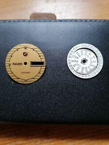 Rado Voyager Watch Dial