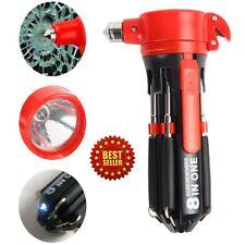 Us 8 in 1 Multi Screwdriver 6 Led Torch Hand Repair Tools Up Multi-functional