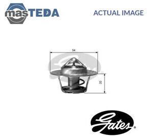 GATES ENGINE COOLANT THERMOSTAT TH00188G1 L NEW OE REPLACEMENT