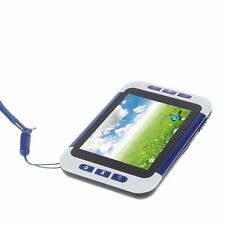 """3.5"""" LCD Handheld Screen Electronic Video Magnifier Reading Low Eyesight Aid A26"""