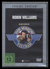 DVD GOOD MORNING VIETNAM - SPECIAL EDITION - ROBIN WILLIAMS *** NEU ***