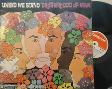 BROTHERHOOD OF MAN - United We Stand - VINYL LP STEREO