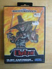 CHAKAN for the Sega Mega Drive