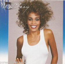 WHITNEY HOUSTON - Whitney (UK 11 Track 1987 CD Album)