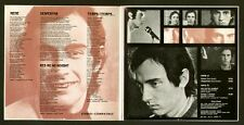 "LLUIS LLACH - SPAIN EP 7"" MOVIEPLAY 1969 - IRENE / DESPERTAR +2 - DOBLE PORTADA"