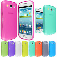 Samsung Galaxy s3 i9300 TPU silicona, funda protectora, funda, bumper, protección cáscara transpararent