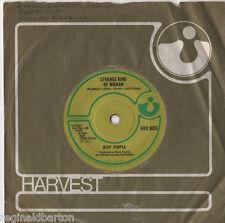 """Deep Purple - Strange Kind Of Woman 7"""" Single 1971"""