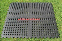 48 x EASY LOCK FLOOR TILES tent awning flooring is anti fatigue  12m x 1m