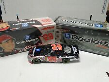 Kevin Harvick 2004 Monte Carlo #29 Goodwrench 1:24 Scale Die Cast 101419AMCAR2