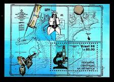 BRAZIL - BRASILE - BF - 1988 - Ricerca antartica