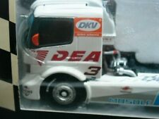 WOW EXTREMELY RARE Mercedes Atego Race ETRC 1999 #3 DKV 1:43 Minichamps-Actros