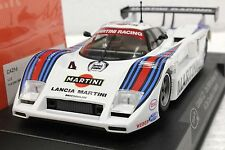 SLOT IT SICA21D LANCIA LC 2 2ND MONZA 1986 NEW 1/32 SLOT CAR IN SEALED DISPLAY