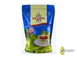 Ceylon Tea BOPF approved Steuarts Tea Origin Garden Fresh Loose Black Tea 400g