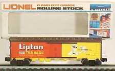 Lionel 6-9885 Lipton Tea Billboard Reefer Car LN/Box