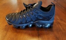 Nike Air Vapormax TN Plus (Black) Women's Running Shoes Athletic Sport Size 7