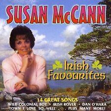 Susan McCann - Irish Favourites [CD]