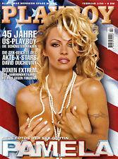 Playboy Februar/02/1999   PAMELA ANDERSON & HOLLY JOAN HART*