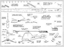 JH-3 Jetex helicopter plan