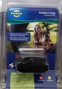 PetSafe Stubborn Dog Receiver Collar PRF-275-19 Add-A-Pet - New - SEALED