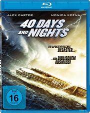 40 Days and Nights ( Action-Thriller BLU-RAY ) mit Alex Carter, Monica Keena NEU