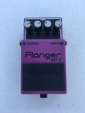 Boss Roland BF-2 Analog Flanger Guitar Effect Pedal