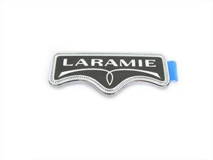Dodge Ram 1500 2500 3500 Laramie Decal Emblem Nameplate GENUINE OEM MOPAR NEW