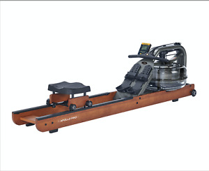 Rower. Apollo Pro V water fluid rower. NEW with warranty