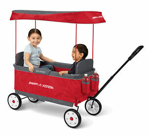Radio Flyer Ultimate EZ Fold Wagon®, Model #3900