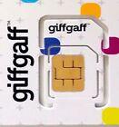 Tarjeta SIM prepago Giffgaff UK £5 saldo gratis Envío normal Sim UK Giff Gaff +