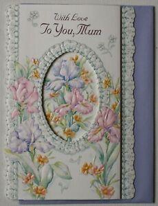 """To You MUM"" BIRTHDAY CARD"