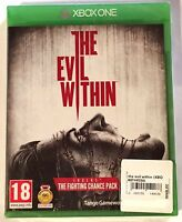 THE EVIL WITHIN Neuf sous blister Jeu XBOX ONE