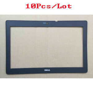 10Pcs Lcd Bezel Cover Front Trim Frame For Dell Latitude E6420 w/Cam Port 0H4NX0