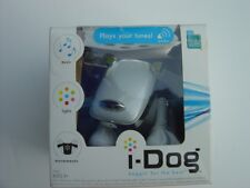 iDog Speaker Robotic & Light Show with FREE RARE NBA SHOOTOUT 2000 PS1/PS2 GAME!