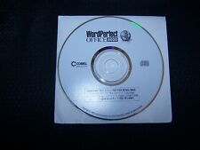 COREL WordPerfect Office 2000