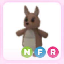 Roblox Adopt Me Neon Fly Ride Kangaroo NFR (Read Description)
